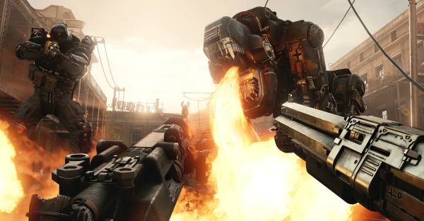 Bethesda launches free trial for Wolfenstein 2: The New Colossus