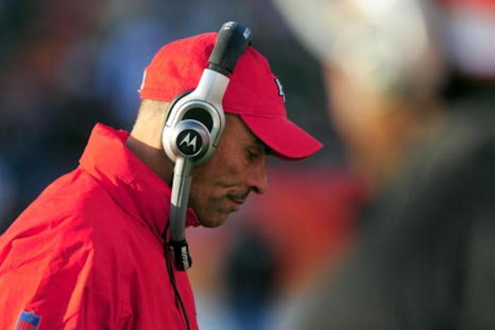 Herm Edwards is reportedly losing his third assistant coach in the last week