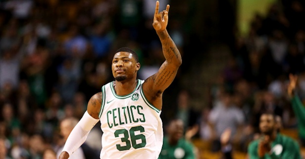 Key Celtics player will miss time for injuring himself in the dumbest way imaginable