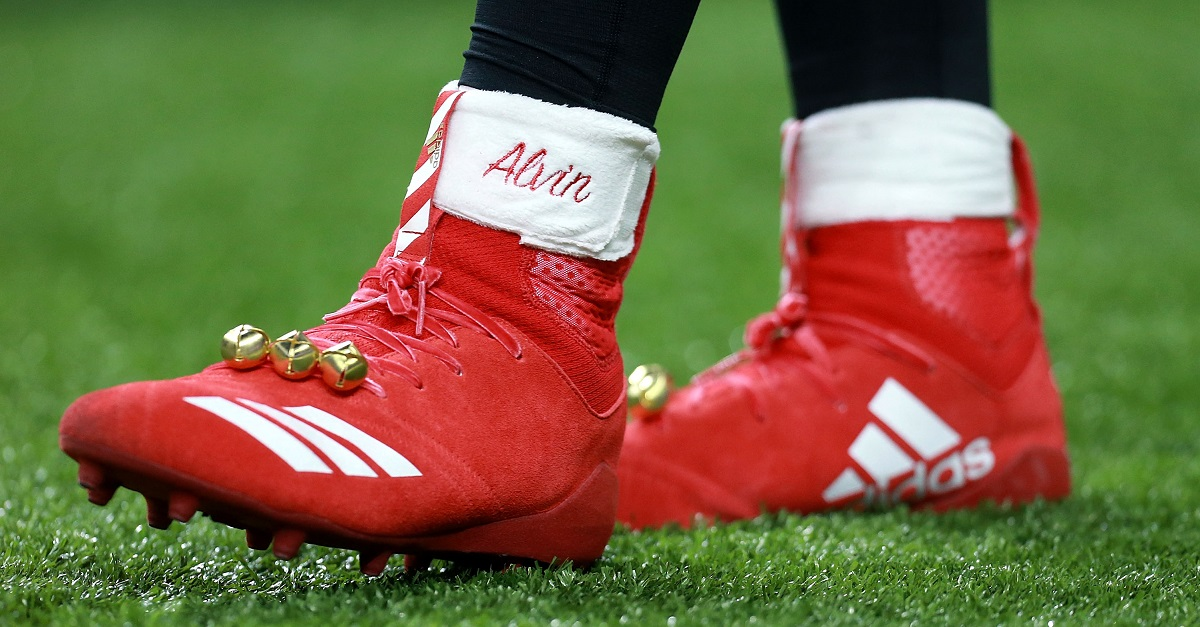 The NFL puts on its best Grinch impersonation with a huge fine handed down over Christmas-themed cleats