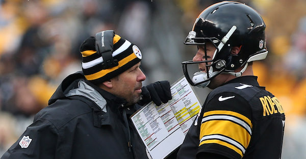 Issue between Ben Roethlisberger, OC has reportedly devolved into an ugly situation