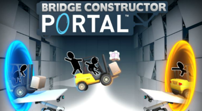 Valve partners with Headup Games to bring us… Bridge Constructor Portal