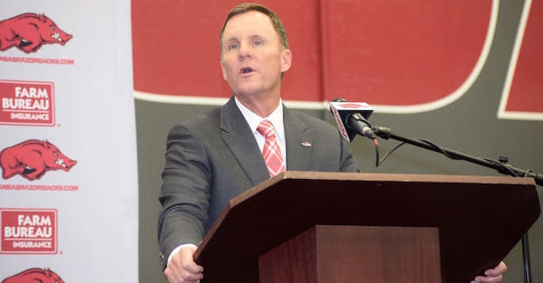Arkansas reportedly adds one of the most experienced SEC coaches to Chad Morris' staff