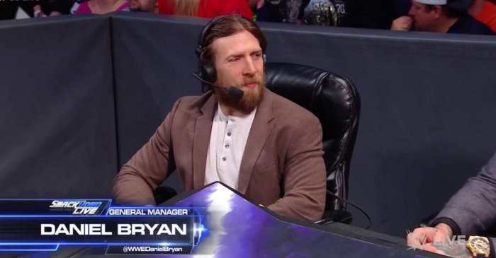 WWE SmackDown Live results: Daniel Bryan officially getting involved at Clash of Champions