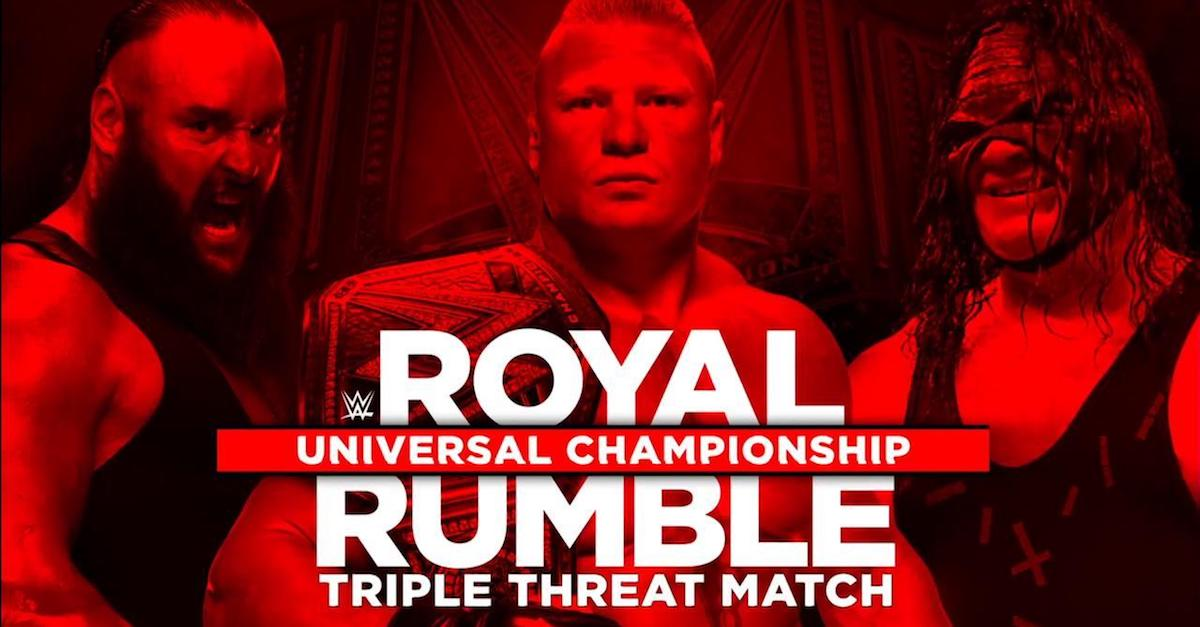 WWE Monday Night Raw results: Women's-only Royal Rumble announced, Universal Championship match made
