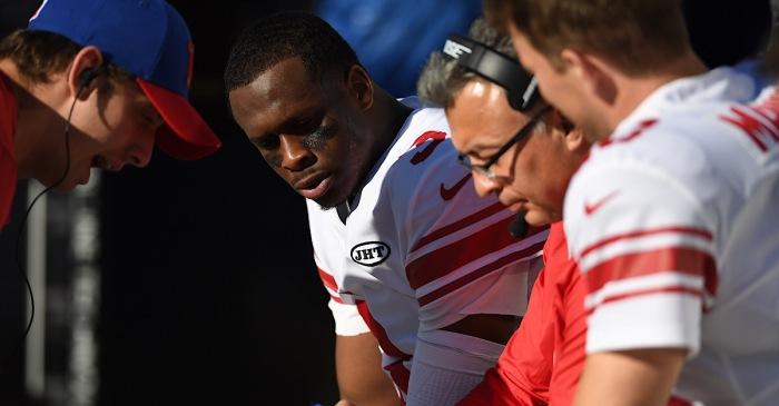"Pissed off Geno Smith slams back at ""coward"" former head coach Rex Ryan"