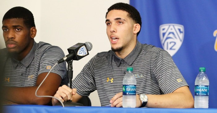 LiAngelo Ball says he thanked President Trump for one reason only