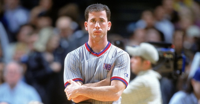 Disgraced NBA ref arrested, potentially facing a felony charge
