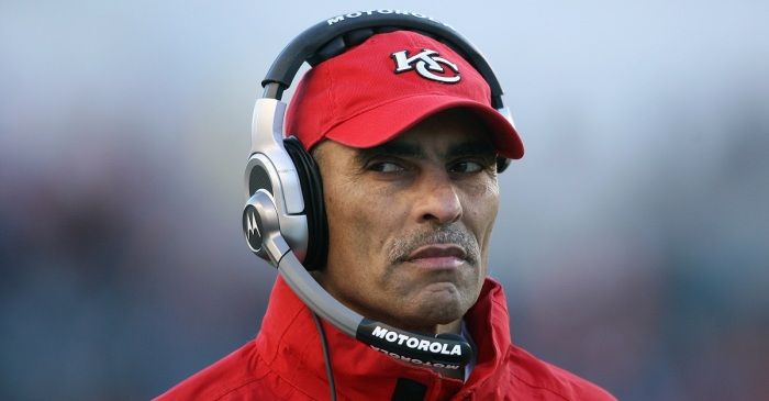 Herm Edwards finally gets some good news with latest transfer
