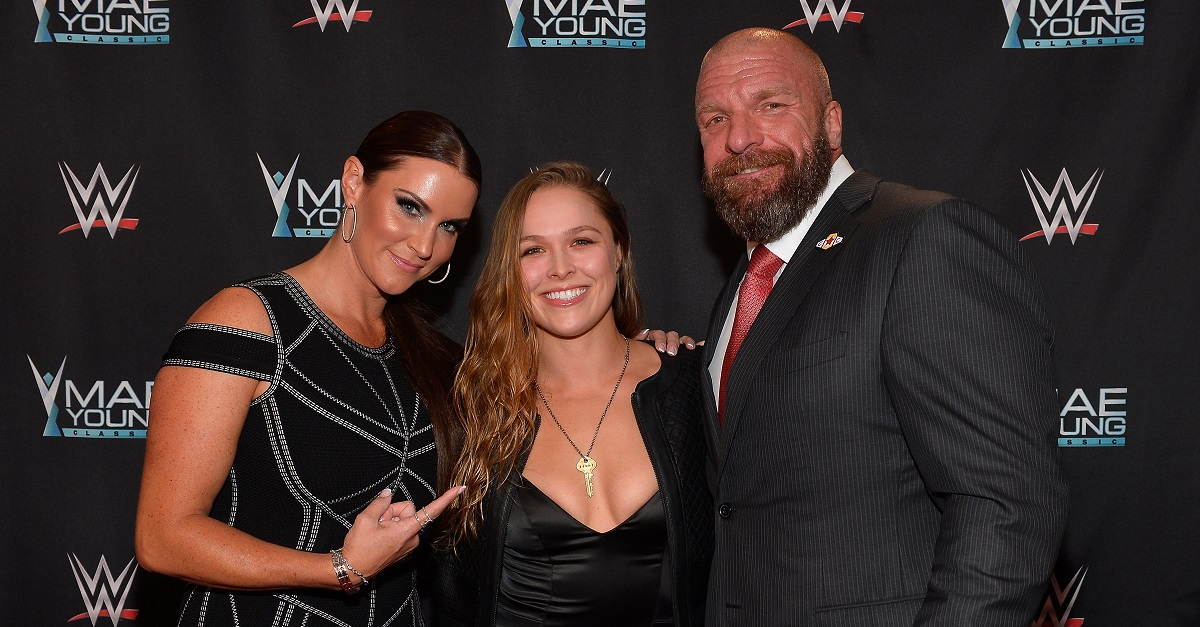 Ronda Rousey reportedly nearing agreement with WWE