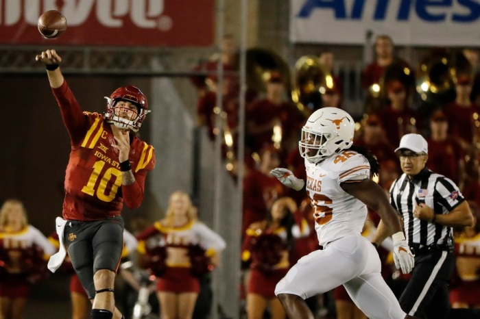 Big 12 school oddly restricting former starter from transferring to FCS schools