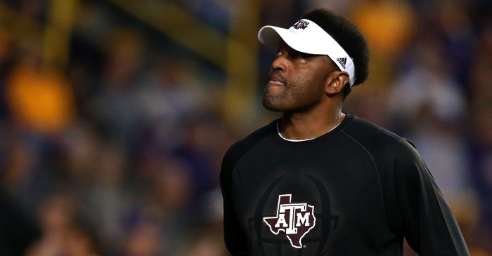 Former Texas A&M coach Kevin Sumlin has reportedly found his next job