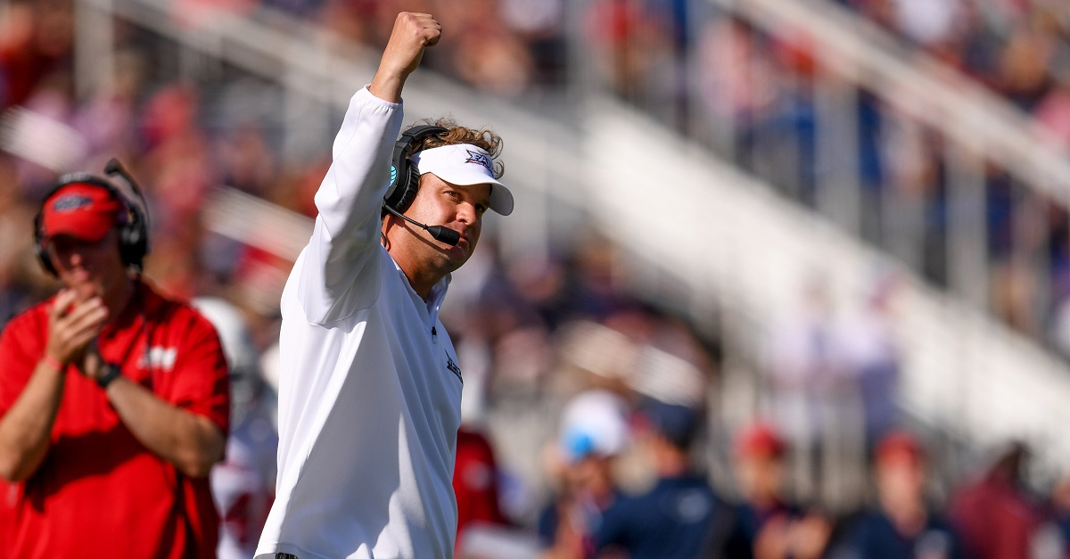 After just one season at FAU, Lane Kiffin ready to make a decision on head coaching future