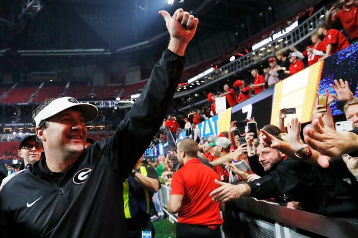 Georgia fan files emergency legal motion to get his trial moved for the College Football Playoff