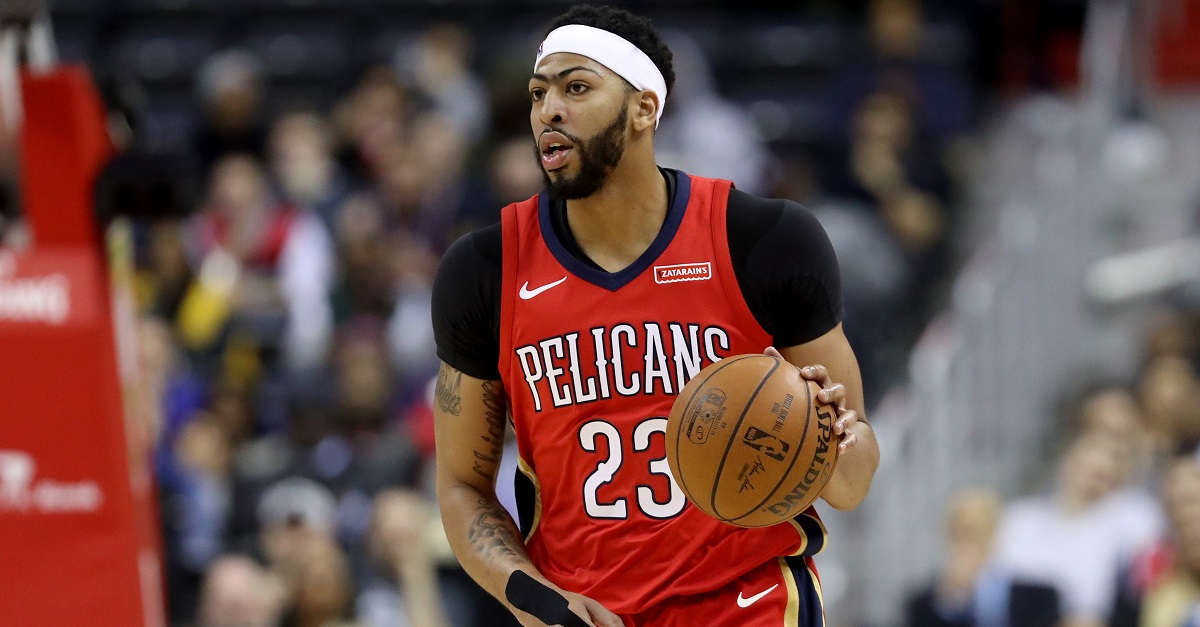 Anthony Davis may be reconsidering his stance on possible early exit from Pelicans