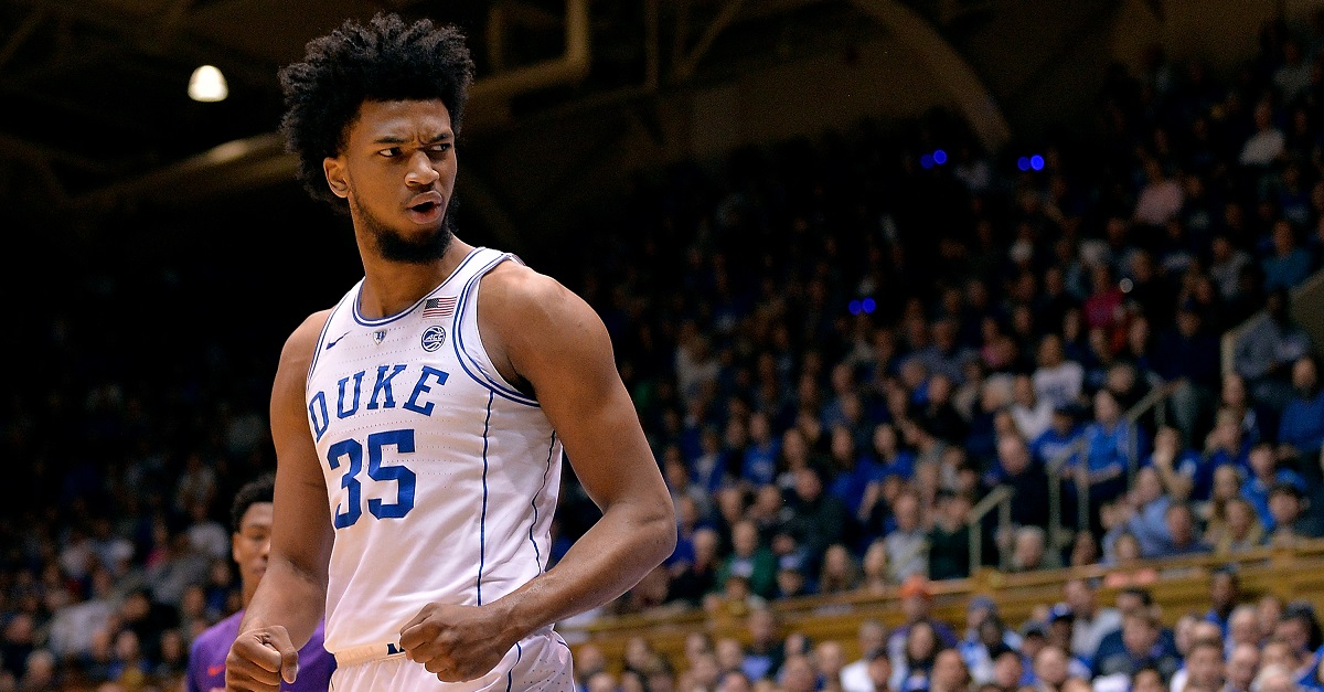Duke freshman Marvin Bagley makes ACC history with latest ridiculous performance
