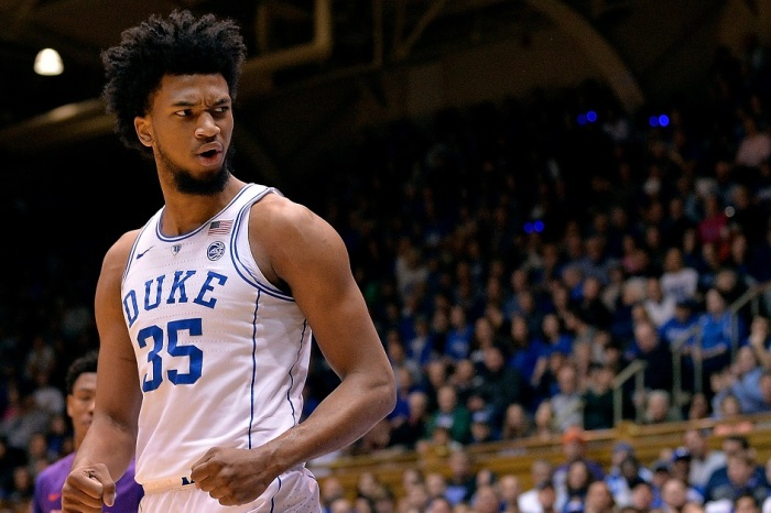 Marvin Bagley breaks yet another Duke record with his latest outstanding effort