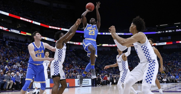 No. 7 Kentucky upset in CBS Sports Classic by unranked UCLA