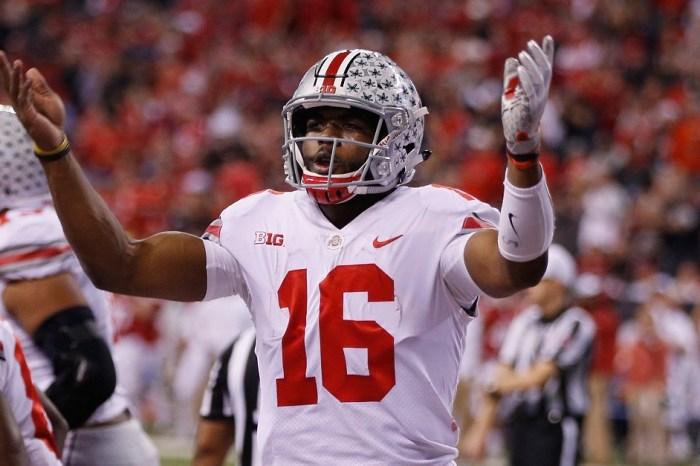 ESPN analyst has a stunning take on J.T. Barrett's potential draft status