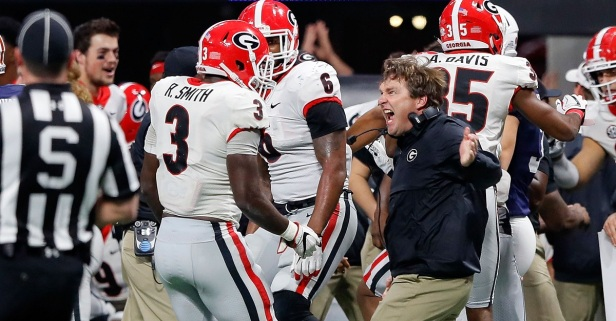 Kirby Smart gets real about Georgia's No. 1 recruiting class with one big statement