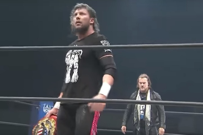 Superstar Kenny Omega comments on potential WWE future, match with Chris Jericho