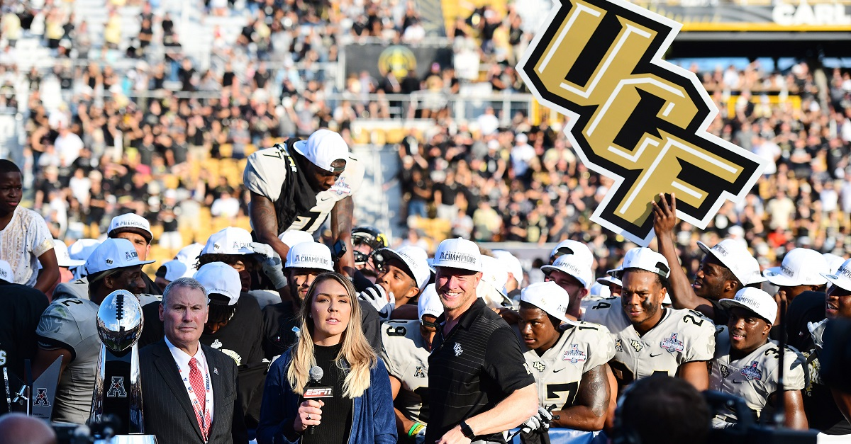 UCF set to hold National Championship parade despite exclusion from College Football Playoffs