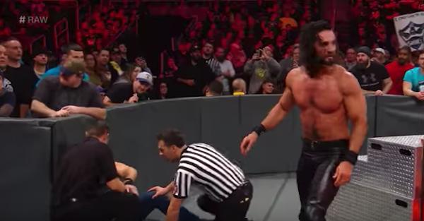 Report: Former WWE champion may be legitimately injured