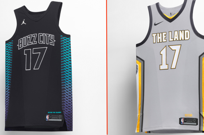 "5 winners and losers from the new Nike ""City Edition"" NBA uniforms"