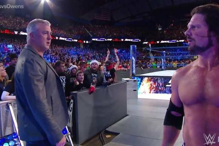 WWE SmackDown Live results: WWE champ gets pinned, U.S. title situation addressed