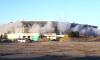 Silverdome implosion