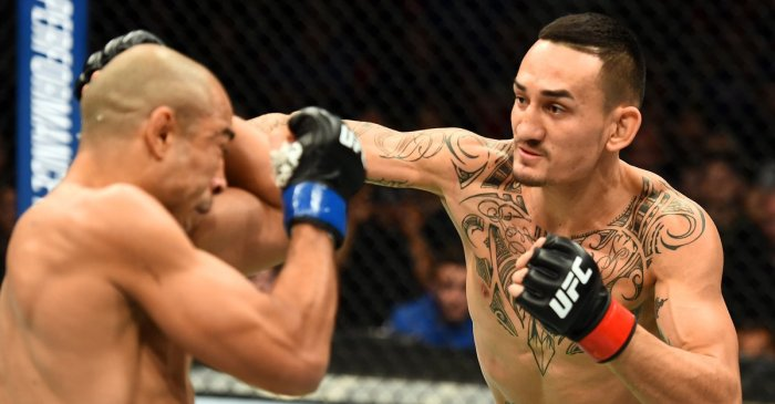 UFC 218 results: Featherweight Champion Max Holloway vs. Jose Aldo