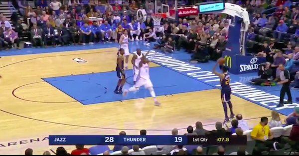 Veteran guard experiences one of the worst sequences in NBA history