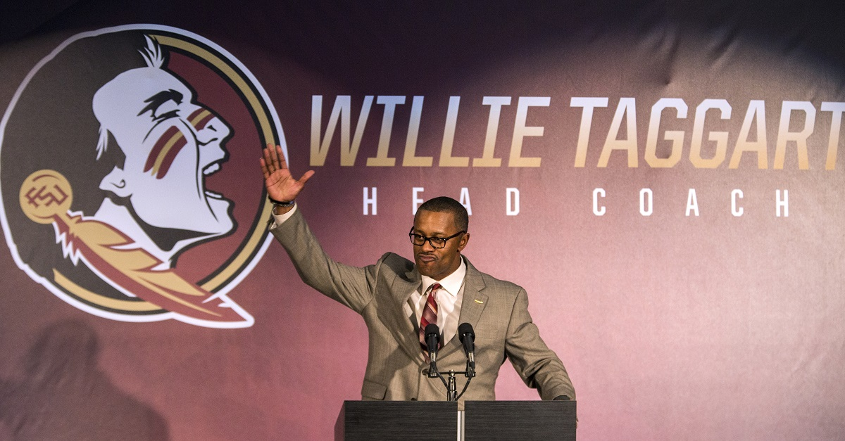 Florida State's 5-star freshman not with the team, with reported indications he may not return