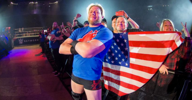 Former WWE World Champion-turned-Bellator MMA fighter Jack Swagger has ideal target date for first fight