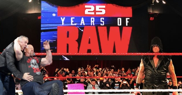 WWE Raw 25 had no chance of satisfying overwhelming expectations