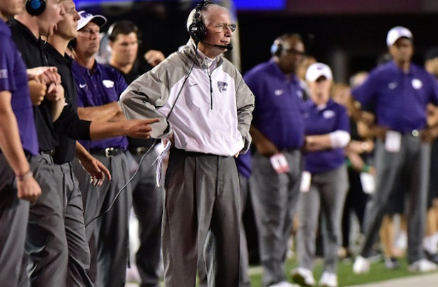 After nine seasons with the program, top Big 12 coordinator has suddenly retired