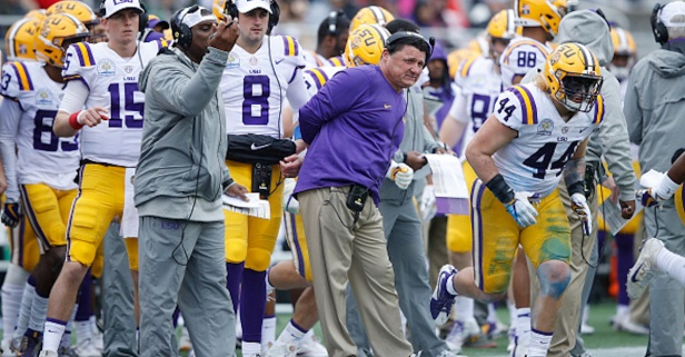 LSU has reportedly found Matt Canada's replacement