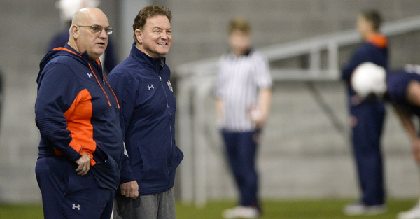Auburn losing decades of experience with latest coaching departure
