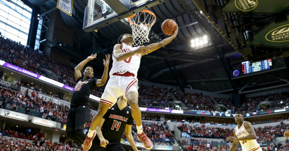 Former 4-star Indiana guard Curtis Jones decides on transfer landing spot