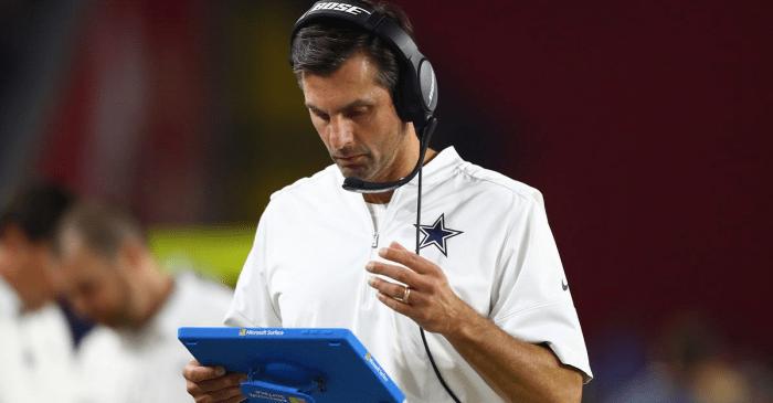 Cowboys shaking up coaching staff following tough 9-7 finish