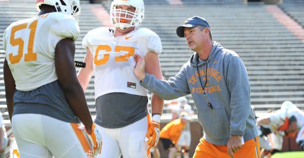 Former Tennessee coach finds new home with latest hiring