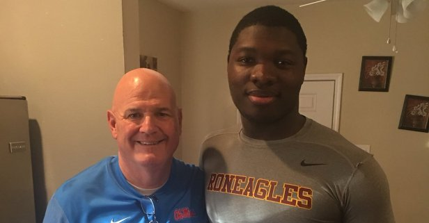 Class of 2018 college football recruit Devin Winters has tragically passed away