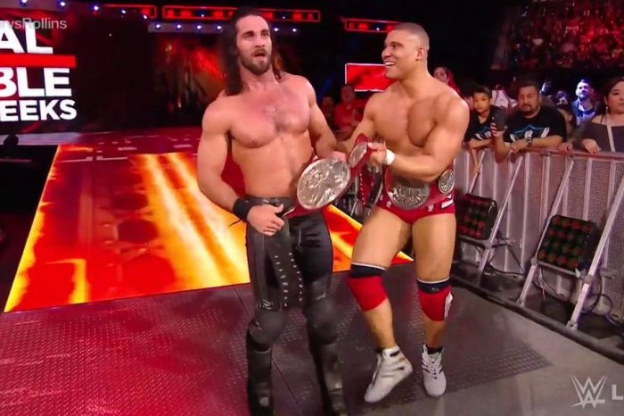 WWE Monday Night Raw results: Braun Strowman fired, then re-hired; Jason Jordan causes chaos and Roman Reigns beats up Miztourage