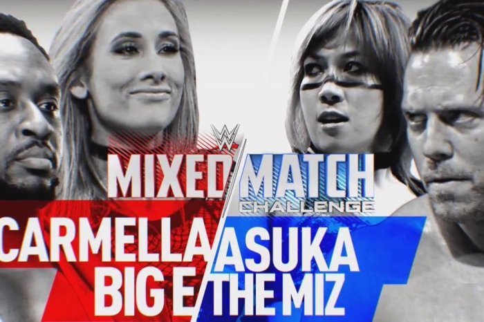 WWE Mixed Match Challenge results: The Miz and Asuka vs. Big E and Carmella