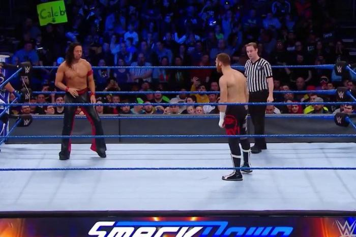 WWE Smackdown Live results: Trouble between Kevin Owens and Sami Zayn, MITB cash-in attempt and more