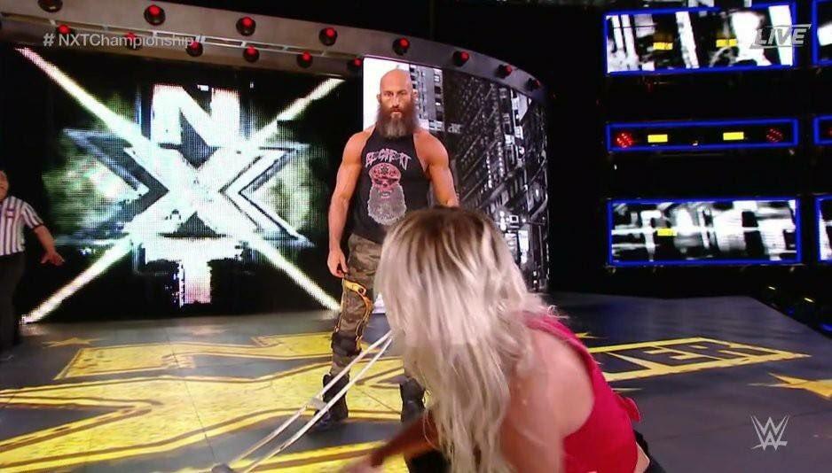 WWE NXT TakeOver Ciampa Gargano Philadelphia