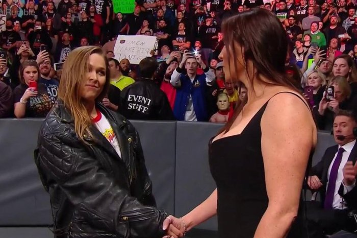 WrestleMania title plans, Ronda Rousey match reportedly coming into place