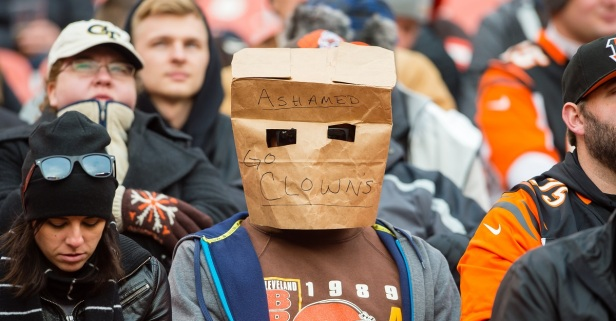 Browns are entertaining the idea of trading the No. 1 overall NFL Draft pick