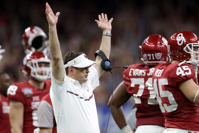 Oklahoma fans are about to see Bob Stoops a lot more often with latest commitment
