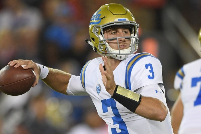ESPN analyst has a new No. 1 pick on his NFL Draft board
